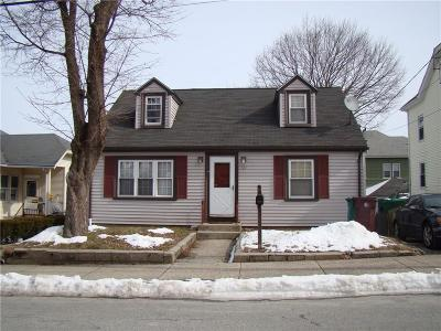 Woonsocket Single Family Home Act Und Contract: 131 Andrews St