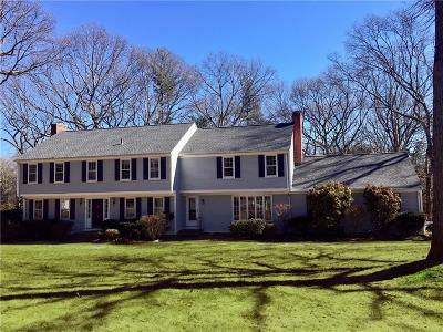 East Greenwich Single Family Home For Sale: 8 Tamarack Dr