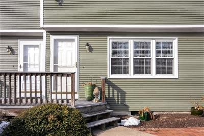 Warwick Condo/Townhouse Act Und Contract: 5804 Post Rd, Unit#4 #4