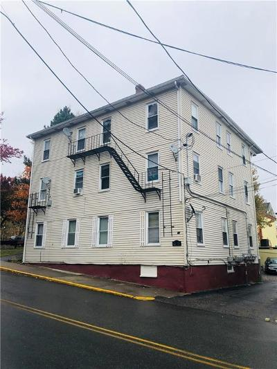 Woonsocket Multi Family Home For Sale: 14 Fairmount St