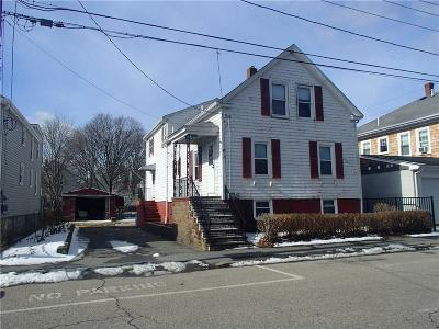 Bristol County Single Family Home For Sale: 3 Third School St