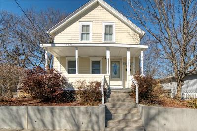 Lincoln Single Family Home Act Und Contract: 56 Binford St
