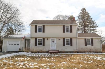 North Kingstown Single Family Home For Sale: 490 School St