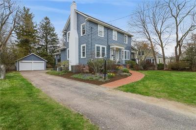 Bristol County Single Family Home For Sale: 12 Chapin Rd