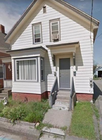 East Providence Multi Family Home For Sale: 34 Walnut St