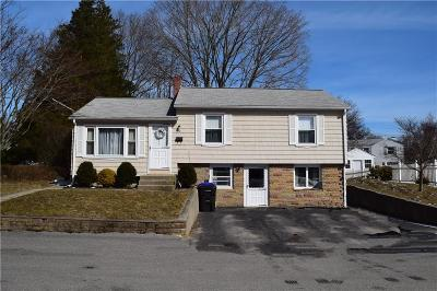 West Warwick Single Family Home For Sale: 60 Mello St