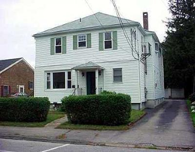 Bristol County Condo/Townhouse Act Und Contract: 25 Charles St, Unit#1 #1