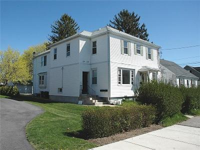 Bristol County Condo/Townhouse Act Und Contract: 25 Charles St, Unit#3 #3