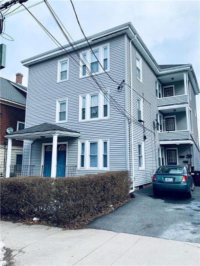 Woonsocket Multi Family Home For Sale: 243 Burnside Av