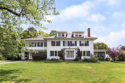 Bristol County Single Family Home For Sale: 228 Rumstick Rd