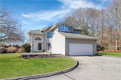 Westerly Single Family Home For Sale: 19 Valley Dr