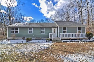 Hopkinton Single Family Home Act Und Contract: 199 Skunk Hill Rd