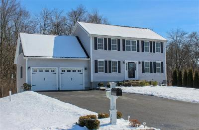 Seekonk Single Family Home For Sale: 14 Haylee Ct