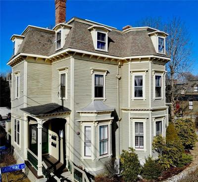 Newport Condo/Townhouse Act Und Contract: 16 Catherine St, Unit#5 #5