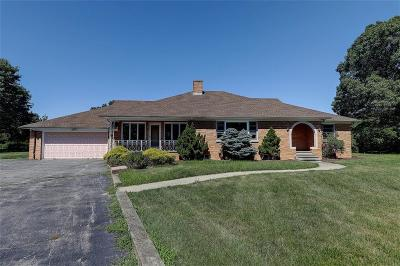 Worcester County, Providence County, Windham County Single Family Home For Sale: 2686 Diamond Hill Rd