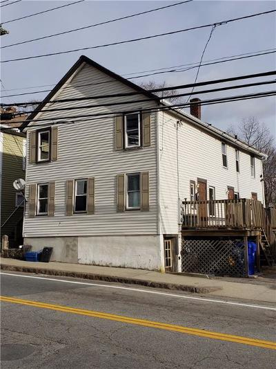 West Warwick Multi Family Home For Sale: 1646 Main St