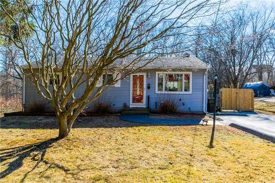 Westerly Single Family Home Act Und Contract: 45 Potter Hill Rd