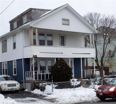Pawtucket Multi Family Home For Sale: 34 - 36 Derby St