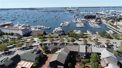 Newport Condo/Townhouse For Sale: 317 Swans Wharf Row