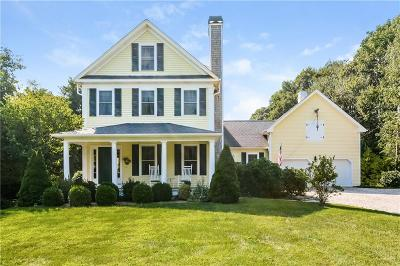 Westerly Single Family Home Act Und Contract: 79 Wagner Rd