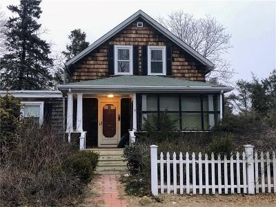 Bristol County Single Family Home Act Und Contract: 64 Prospect St