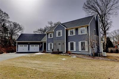 Bristol County Single Family Home Act Und Contract: 19 Evergreen St