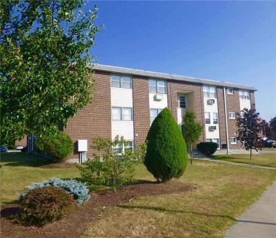 Pawtucket Condo/Townhouse For Sale: 301 Fountain St, Unit#d8 #D8