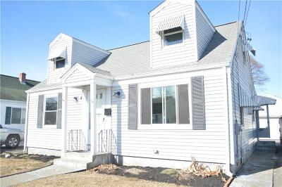Pawtucket Single Family Home Act Und Contract: 112 Dawson St