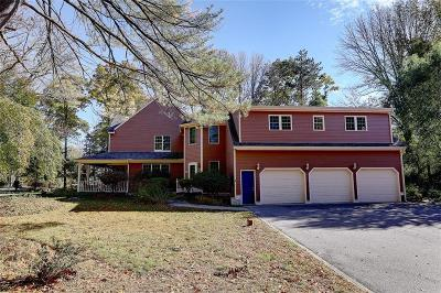 East Greenwich Single Family Home For Sale: 610 South Rd