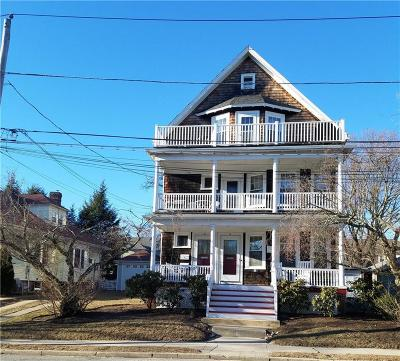 Cranston Condo/Townhouse Act Und Contract: 55 Windsor Rd, Unit#2 #2