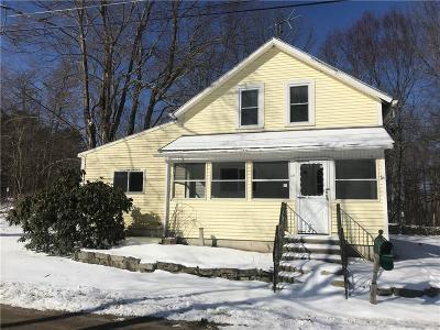 Burrillville Single Family Home For Sale: 14 Pichie Lane