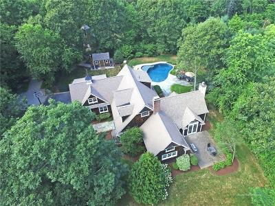 North Kingstown Single Family Home Act Und Contract: 257 Shermantown Rd