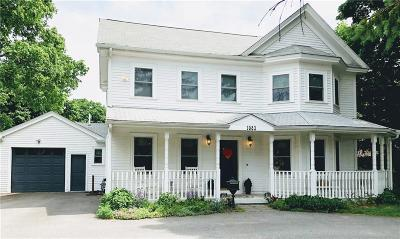 Warwick Single Family Home For Sale: 1083 Main Av