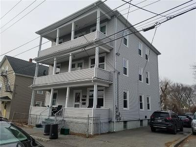 Bristol County Multi Family Home For Sale: 15 Roma St
