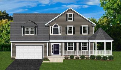 Seekonk Single Family Home For Sale: 14 - Lot 4 Stone Ridge Dr
