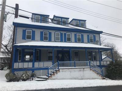 Newport County Multi Family Home For Sale: 10 - 12 Champlin St