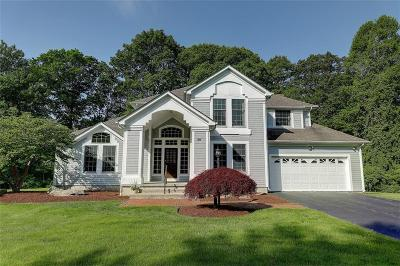 Bristol County Single Family Home Act Und Contract: 20 Great Rd