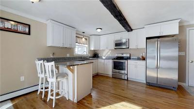 West Warwick Single Family Home Act Und Contract: 99 Country Dr