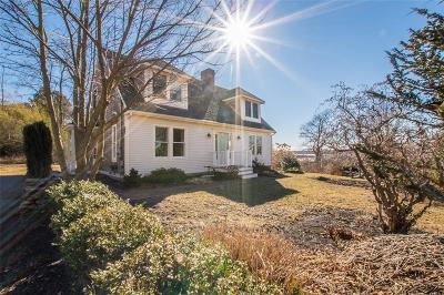 Tiverton Single Family Home For Sale: 17 Penny Pond Rd