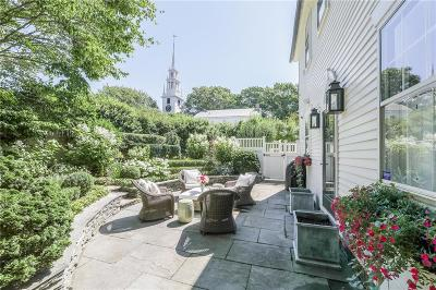 Newport Single Family Home For Sale: 24 Mill St