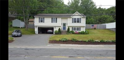 Lincoln Single Family Home For Sale: 548 River Rd