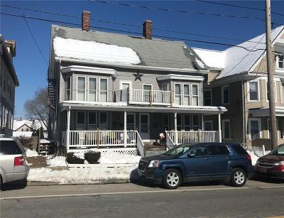 Woonsocket Multi Family Home For Sale: 331 South Main St