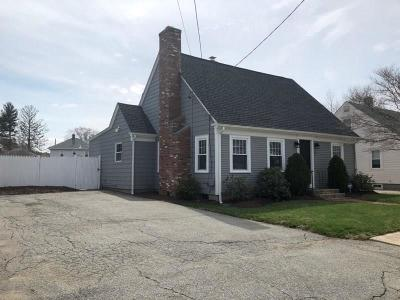 Lincoln Single Family Home For Sale: 38 Tucker St