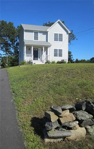 Westerly Single Family Home Act Und Contract: 19 Fieldstone Wy