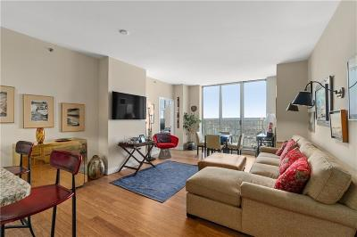 Condo/Townhouse Act Und Contract: 1 West Exchange St, Unit#2402 #2402