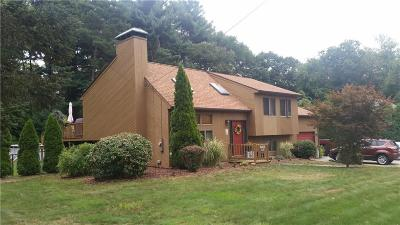 Coventry Single Family Home For Sale: 51 Tiffany Rd
