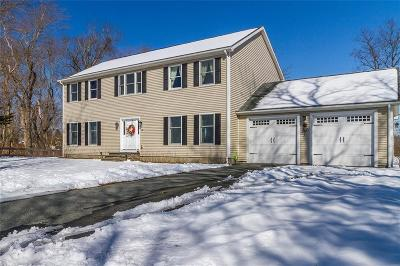 Middletown Single Family Home Act Und Contract: 62 Morrison Av