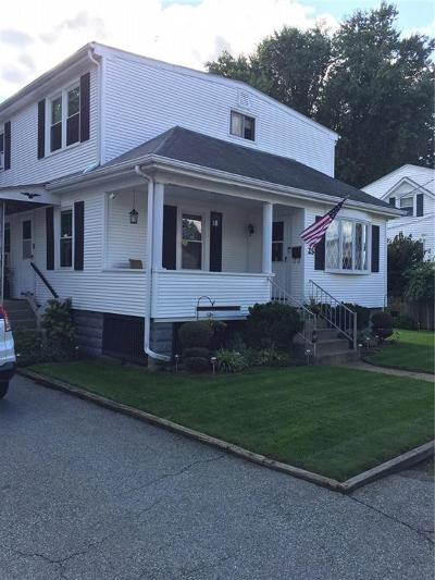 East Providence Multi Family Home Act Und Contract: 23 Austin Av