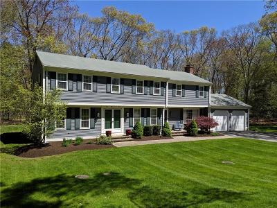 East Greenwich Single Family Home For Sale: 1 Squirrel Lane
