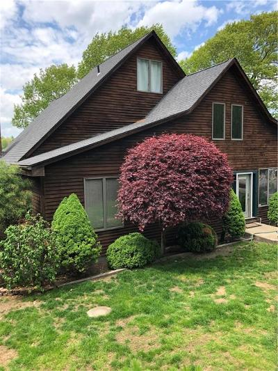 Glocester Single Family Home For Sale: 140 Aldrich Rd
